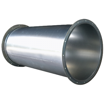 16-gauge-flanged-duct-pipe